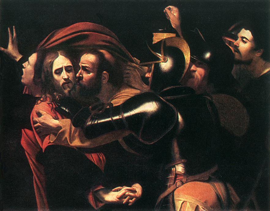 Caravaggio_-_Taking_of_Christ_-_Odessa